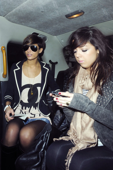 More Pics of Frankie Sandford Novelty Strap Watch (1 of 6) - Novelty Watches Lookbook - StyleBistro []