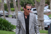 Gavin Rossdale Men's Suit