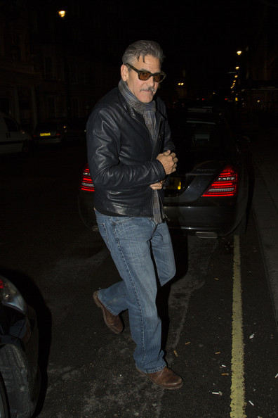 George Clooney Classic Jeans