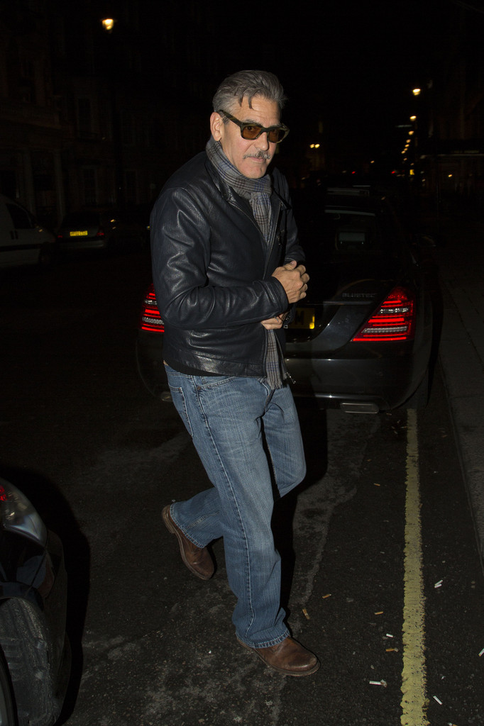 george clooney shoes - photo #29