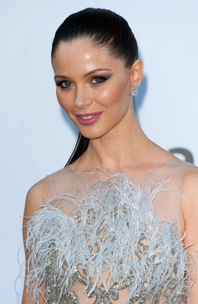 Georgina Chapman Smoky Eyes