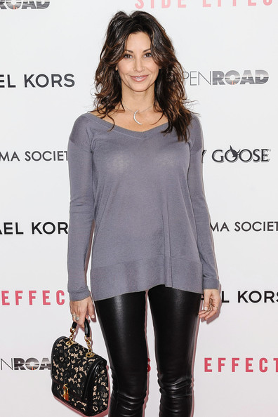 Gina Gershon Single Strap Tote