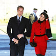 Wear Tights with Everything Like Kate Middleton