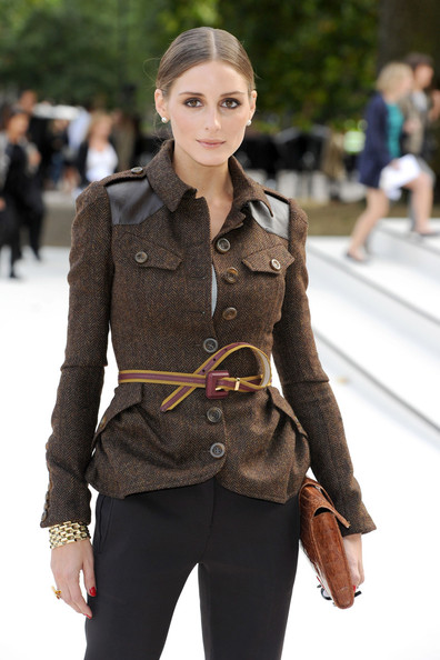 More Pics of Olivia Palermo Smoky Eyes (4 of 6) - Olivia Palermo Lookbook - StyleBistro