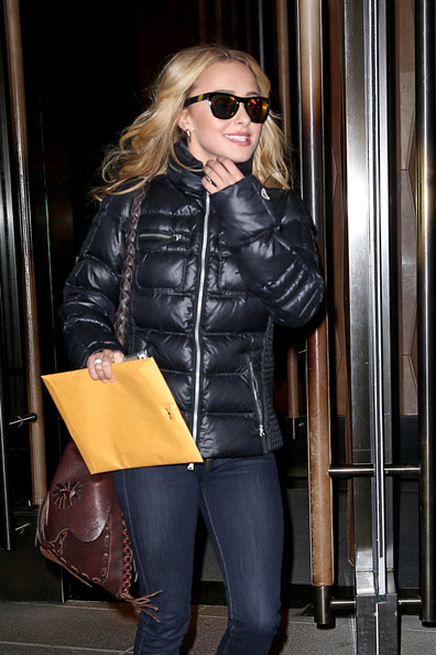 More Pics of Hayden Panettiere Skinny Jeans (4 of 11) - Skinny Jeans Lookbook - StyleBistro