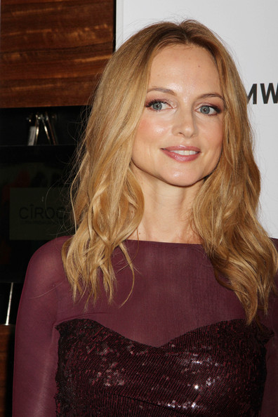 Heather Graham Beauty