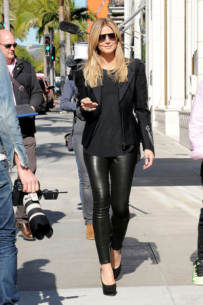 More Pics of Heidi Klum Blazer (2 of 11) - Heidi Klum Lookbook - StyleBistro