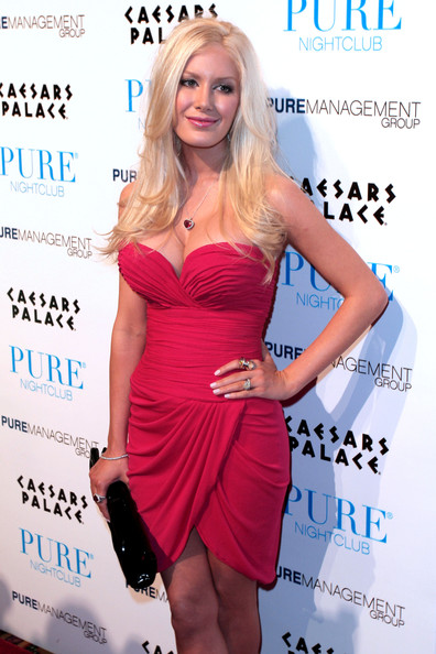 Heidi Montag Layered Cut