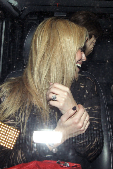 More Pics of Hilary Duff Engagement Ring (3 of 11) - Engagement Ring Lookbook - StyleBistro