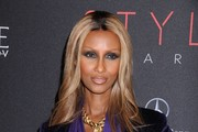 Iman Long Straight Cut