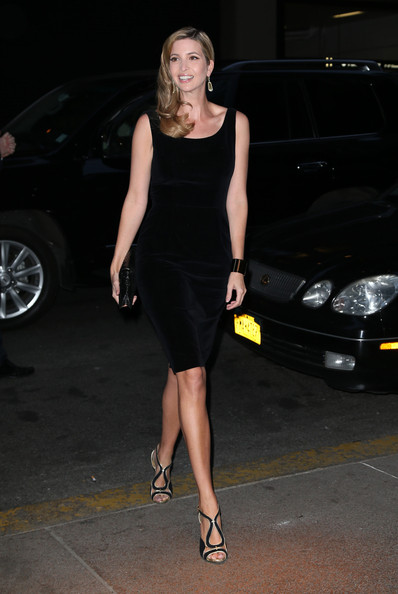 Ivanka Trump Little Black Dress