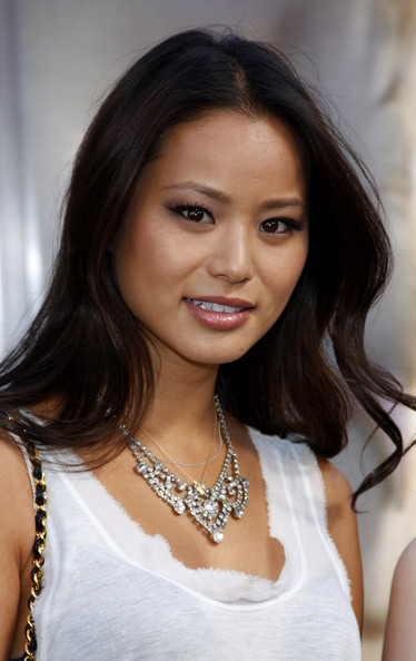 Jamie Chung Diamond Statement Necklace