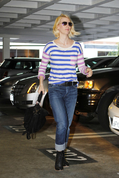 January Jones Classic Jeans []