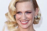 January Jones Pink Lipstick