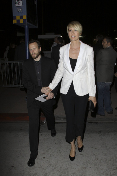 Jenna Elfman Fitted Jacket