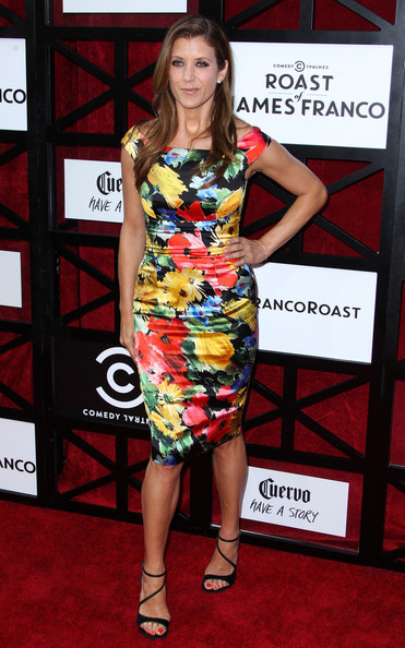 More Pics of Kate Walsh Print Dress (5 of 20) - Kate Walsh Lookbook - StyleBistro