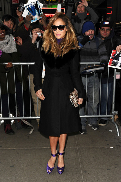 More Pics of Jennifer Lopez Printed Clutch (5 of 13) - Clutches Lookbook - StyleBistro