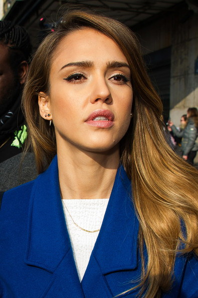 Arrivals at the Kenzo Fashion Show in Paris