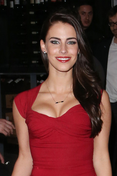 More Pics of Jessica Lowndes Cocktail Dress (1 of 23) - Cocktail Dress Lookbook - StyleBistro