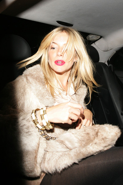 More Pics of Sienna Miller Leather Band Quartz Watch (1 of 14) - Dial Watches Lookbook - StyleBistro