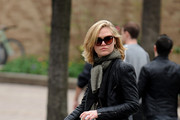 Julia Stiles Leather Jacket