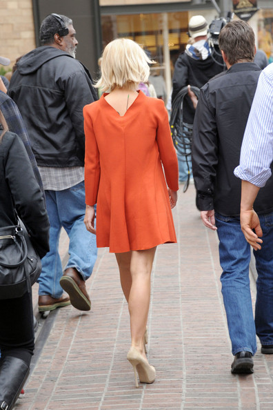 More Pics of Julianne Hough Day Dress (3 of 14) - Julianne Hough Lookbook - StyleBistro
