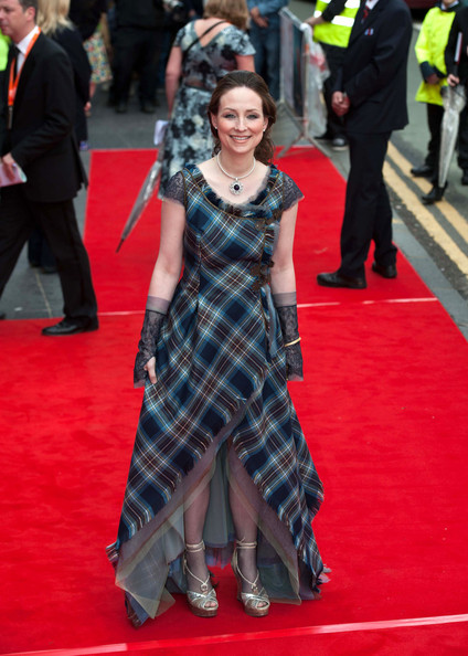 Julie Fowlis Print Dress
