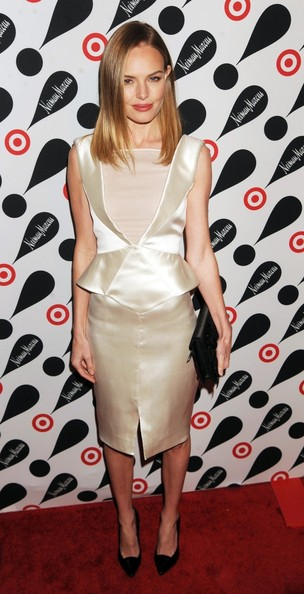 More Pics of Kate Bosworth Pumps (1 of 8) - Kate Bosworth Lookbook - StyleBistro