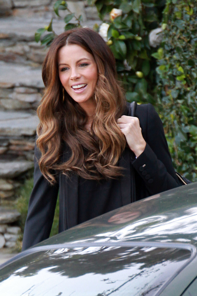 more pics of kate beckinsale ombre hair 1 of 6 kate