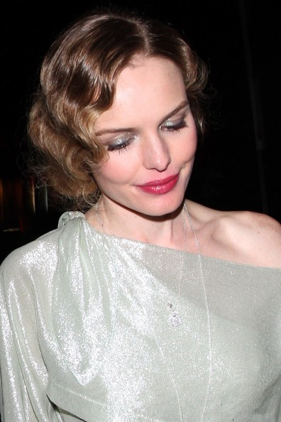 Kate Bosworth Retro Updo