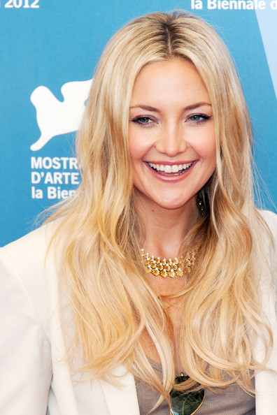 Kate Hudson Gold Choker Necklace