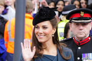 Look of the Day: Kate Middleton Is Pretty and Proper