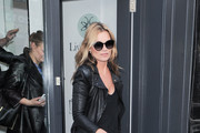 Kate Moss Leather Jacket