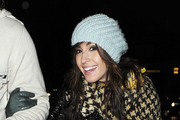Kate Voegele Knit Beanie