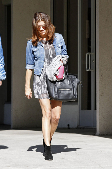 Kate Walsh Denim Jacket