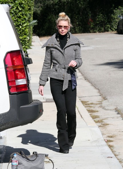 Katherine Heigl Fitted Jacket