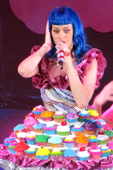 More Angles of Katy Perry Bodysuit