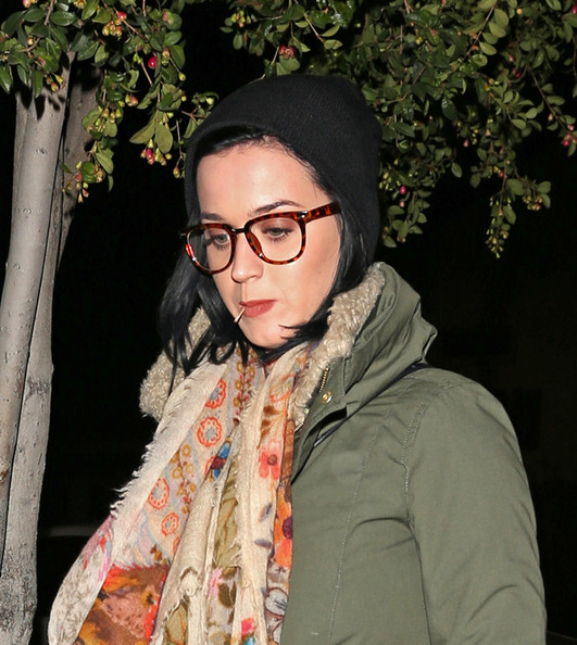 Katy Perry Knit Beanie []