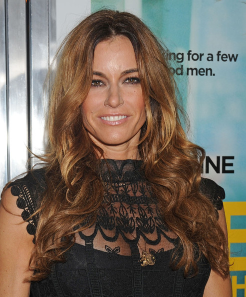 Kelly Bensimon Long Straight Cut