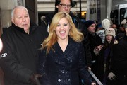 Kelly Clarkson Pea Coat