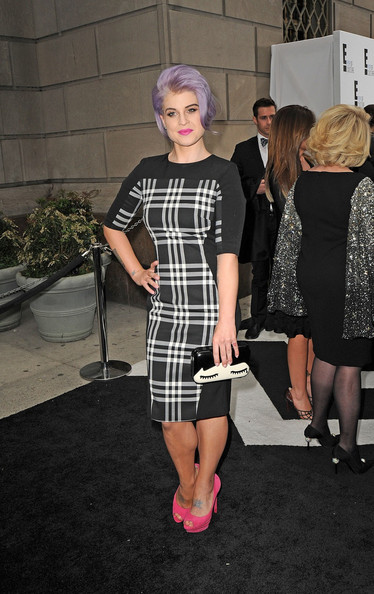 More Pics of Kelly Osbourne Peep Toe Pumps (1 of 18) - Kelly Osbourne Lookbook - StyleBistro