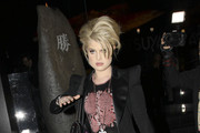 Hot or Not: Kelly Osbourne's Heightened Hairstyle