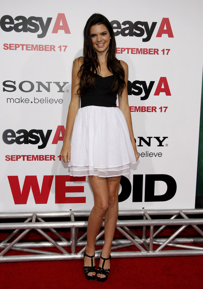 """The Los Angeles Premiere of """"Easy A"""""""
