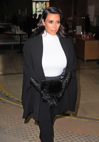 Celebs at the Stephane Rolland Show