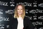 Kimberley Walsh Wool Coat