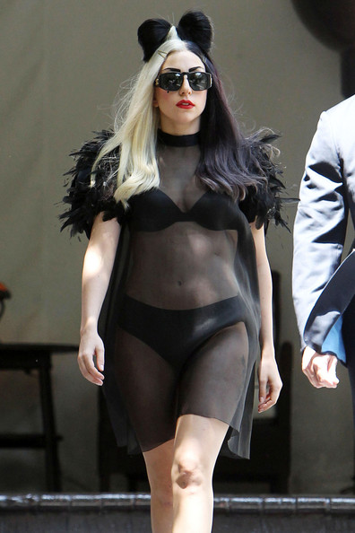 Lady Gaga Clothes