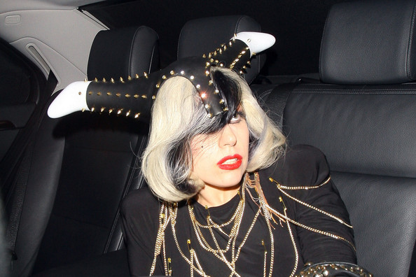 Lady Gaga Accessories