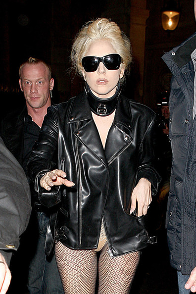 Lady Gaga Butterfly Sunglasses []