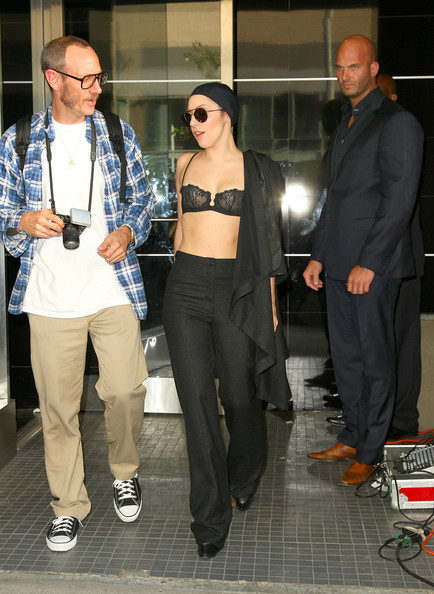 Lady Gaga Slacks