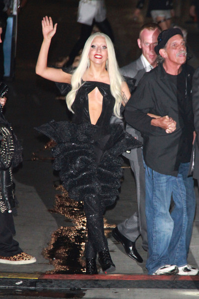 Lady Gaga Jumpsuit